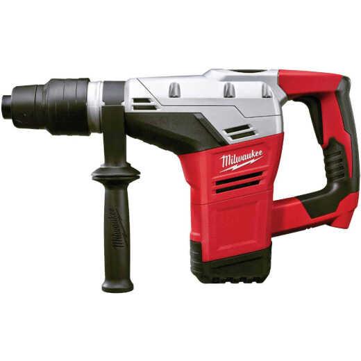 Milwaukee 1-9/16 In. Keyless 10.5-Amp Spline Electric Hammer Drill