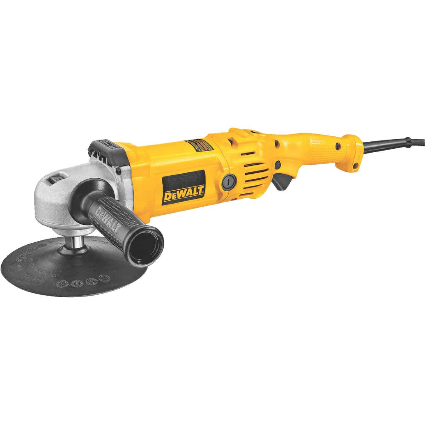 DeWalt 12-Amp 7 In./9 In. 3500 rpm Angle Polisher Sander Image 1