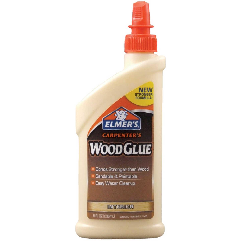 Elmer's Carpenter's 8 Oz. Wood Glue Image 1