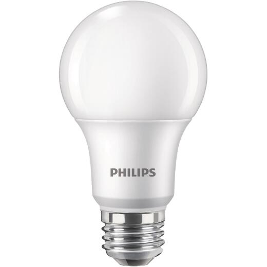 Philips 60W Equivalent Daylight A19 Medium Dimmable LED Light Bulb