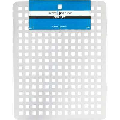 InterDesign Sinkworks 12.5 In. x 16 In. Euro Sink Mat
