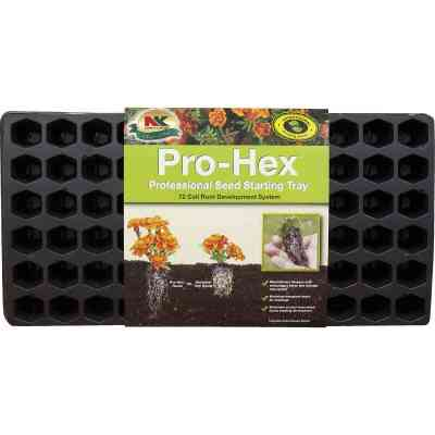 NK 72-Cell 11 In. W. x 22 In. L. Seed Starter Kit